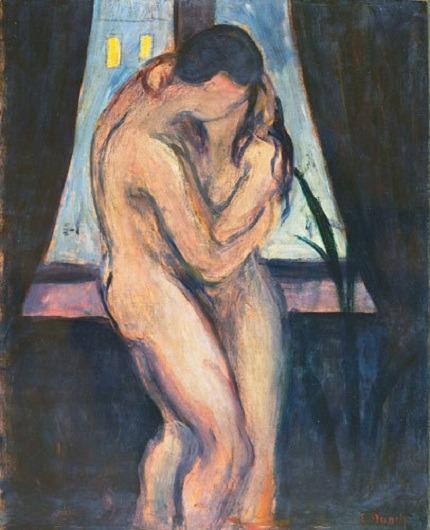 Edvard Munch (Løten, 12 de diciembre de 1863 - Ekely, 23 de enero de 1944)