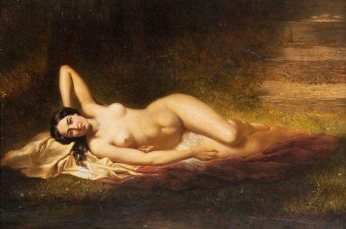Anthony Serres (French, 1828-98)