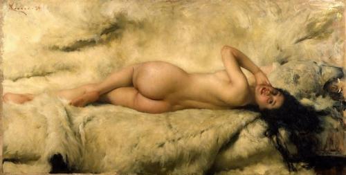 Giacomo Grosso - 1896