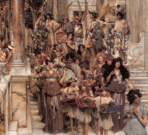 Sir Lawrence Alma-Tadema (1836-1912)