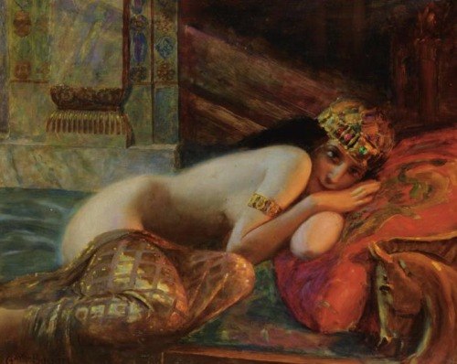 Gaston Bussiere (French, 1862-1929)