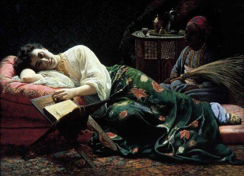 Louis Emile Pinel De Grandchamp (1831-1894)