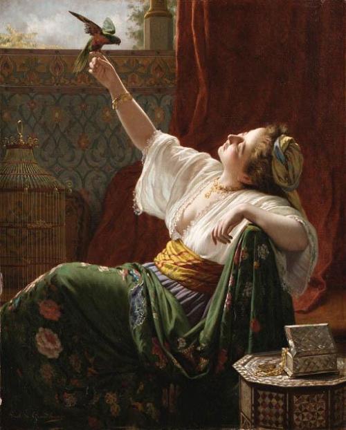Louis Emile Pinel De Grandchamp (1831-1894).