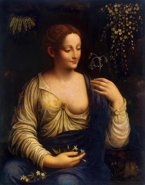 1493-1570 Flora Francesco Melzi