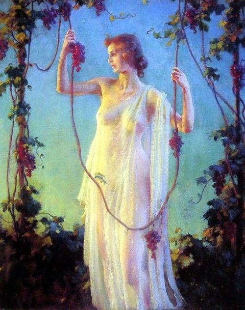 Charles Courtney Curran (1861 – 1942)