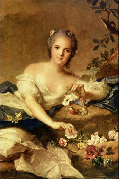 Flora. Jean Marc Nattier.